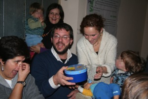 Le famiglie alla Vecchia Canonica