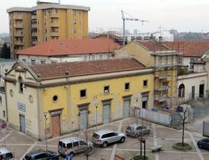 Refettorio Ambrosiano