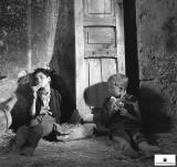 Domenico Santoro e Andrea Balestri in Le avventure di Pinocchio (1972), di Luigi Comencini - Foto di Ermanno Consolazione