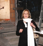 Refettorio Ambrosiano: arch. Laura Romanò, responsabile del progetto di ristrutturazione
