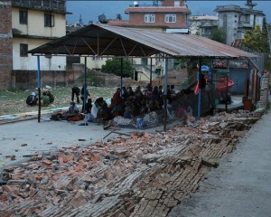 caritas internationalis_nepal earthquake