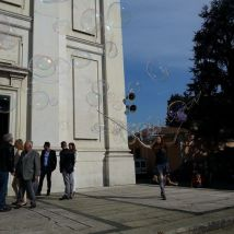 #ConDividiamo - la piazza di Desio, domenica