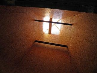 Refettorio Ambrosiano: la cappa-lucernario