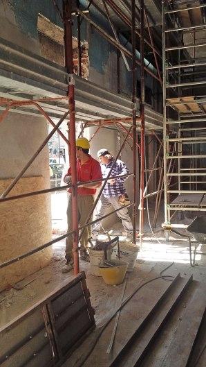 Refettorio Ambrosiano: Ilil Cenaj al lavoro