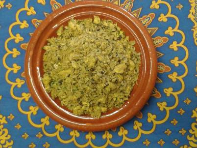 riso tuareg