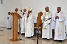S. Eucarestia con S.E. Mons. Del Pini