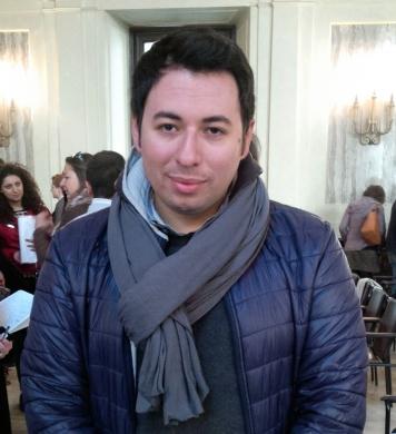 Giuseppe, in servizio civile per Caritas in Expo