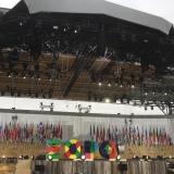 Cerimonia - il palco