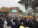 Cerimonia - messaggio Papa Francesco 2