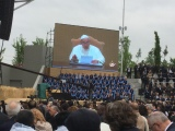 Cerimonia - messaggio Papa Francesco 3