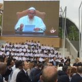 Cerimonia - messaggio Papa Francesco 4
