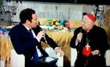giorno1- All'inaugurazione di Expo, il card. Angelo Scola