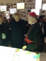 inaugurazione padiglione santa sede 6 Fassino Ravasi