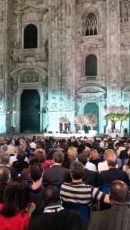 La testimonianza di padre Ambroise Tine dal Senegal e di don Giuliano Savina da Greco, Milano