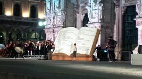 Carlo Pastori rappresenta Marcellino Pane e Vino