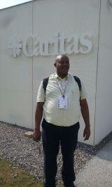 Brother John, direttore della Caritas Kenya-Mombasa, gemellata con Caritas Ambrosiana