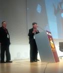 passaggio di testimone alla guida di Caritas Internationalis, dal cardinale Maradiaga al cardinale Tagle
