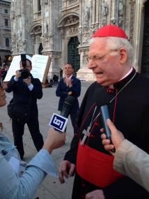 Interviste al cardinale Scola