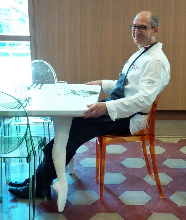 Christian Garcìa, chef del Principe Alberto di Monaco