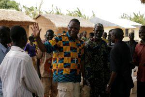 Dieudonné Nzapalaingari, arcivescovo di Bangui e presidente di Caritas Repubblica Centrafricana