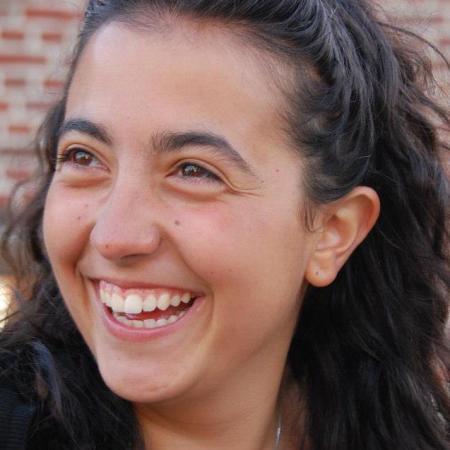 Giulia,  ora volontaria in Moldova