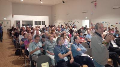 Il pubblico al convegno